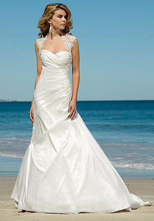 Beach Wedding Inspired Wedding Gowns Jamaica Weddings Blog