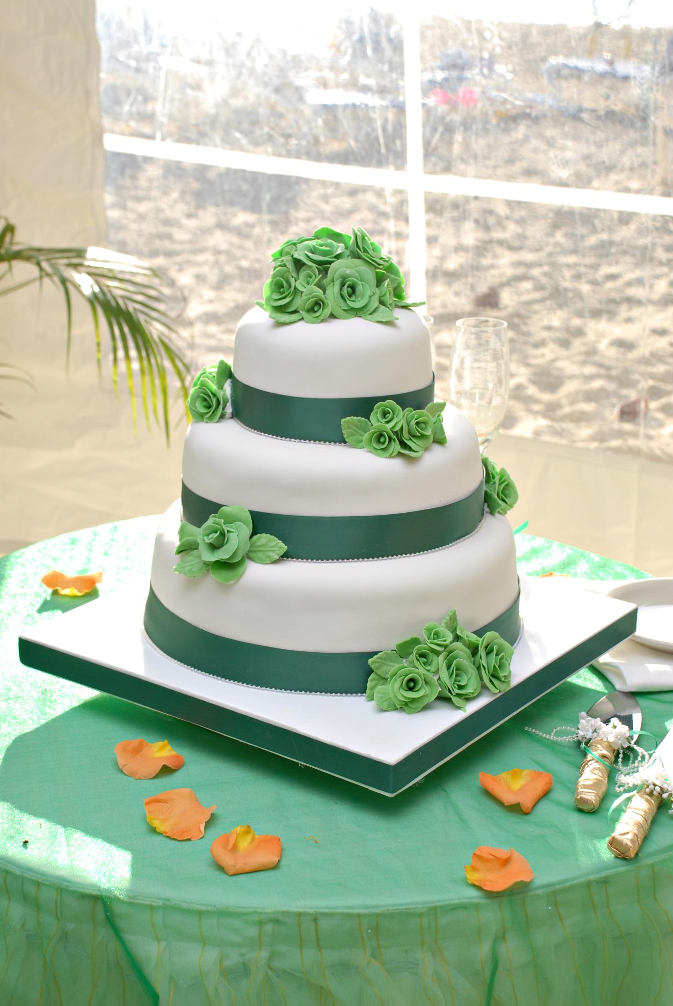jamaican wedding cake - photo #32