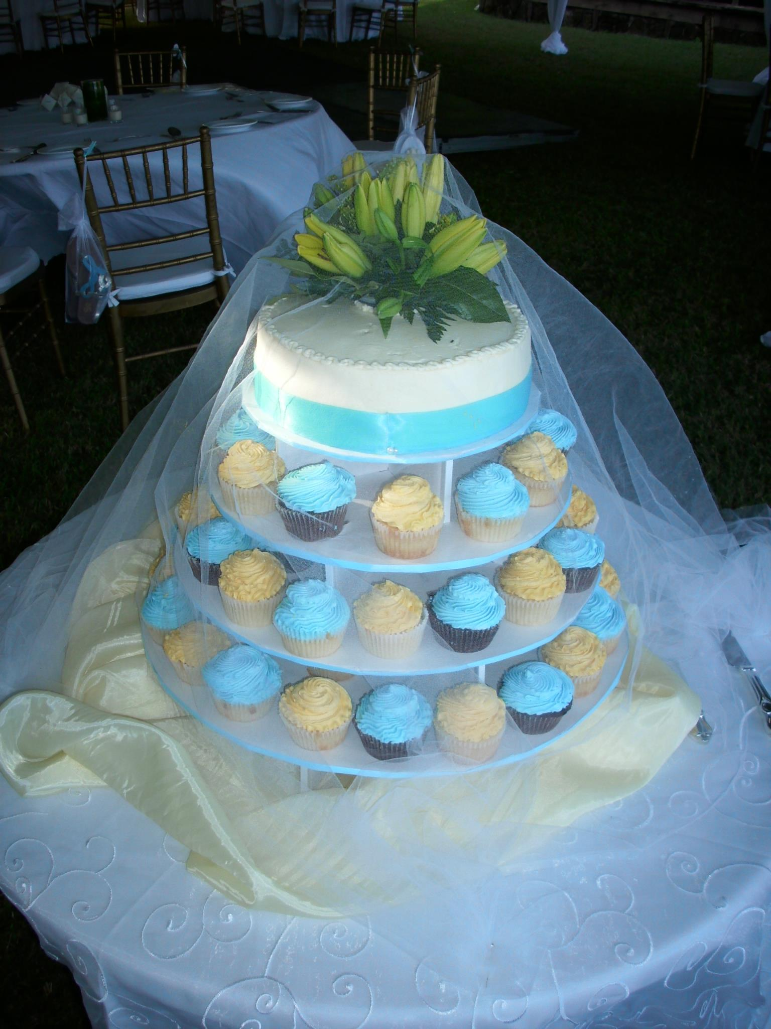 jamaican wedding cake - photo #2