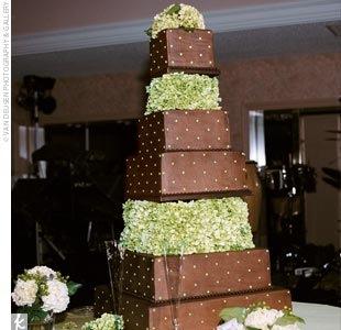 Apple Green And Chocolate Brown Colour Combo Jamaica Weddings Blog