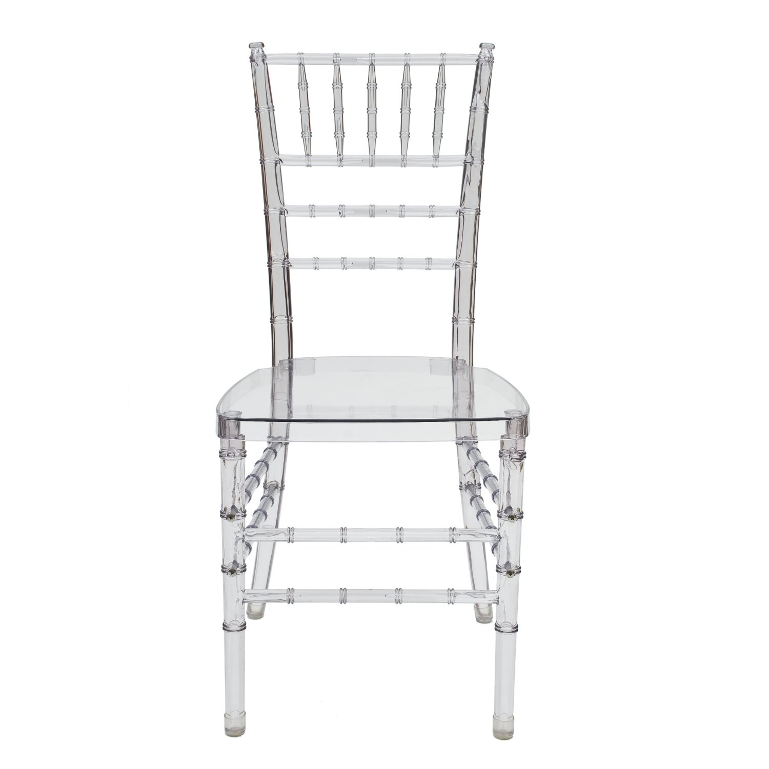 Ghost Chairs & Crystal Chiavari Chairs