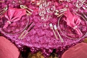 Fuchsia Table