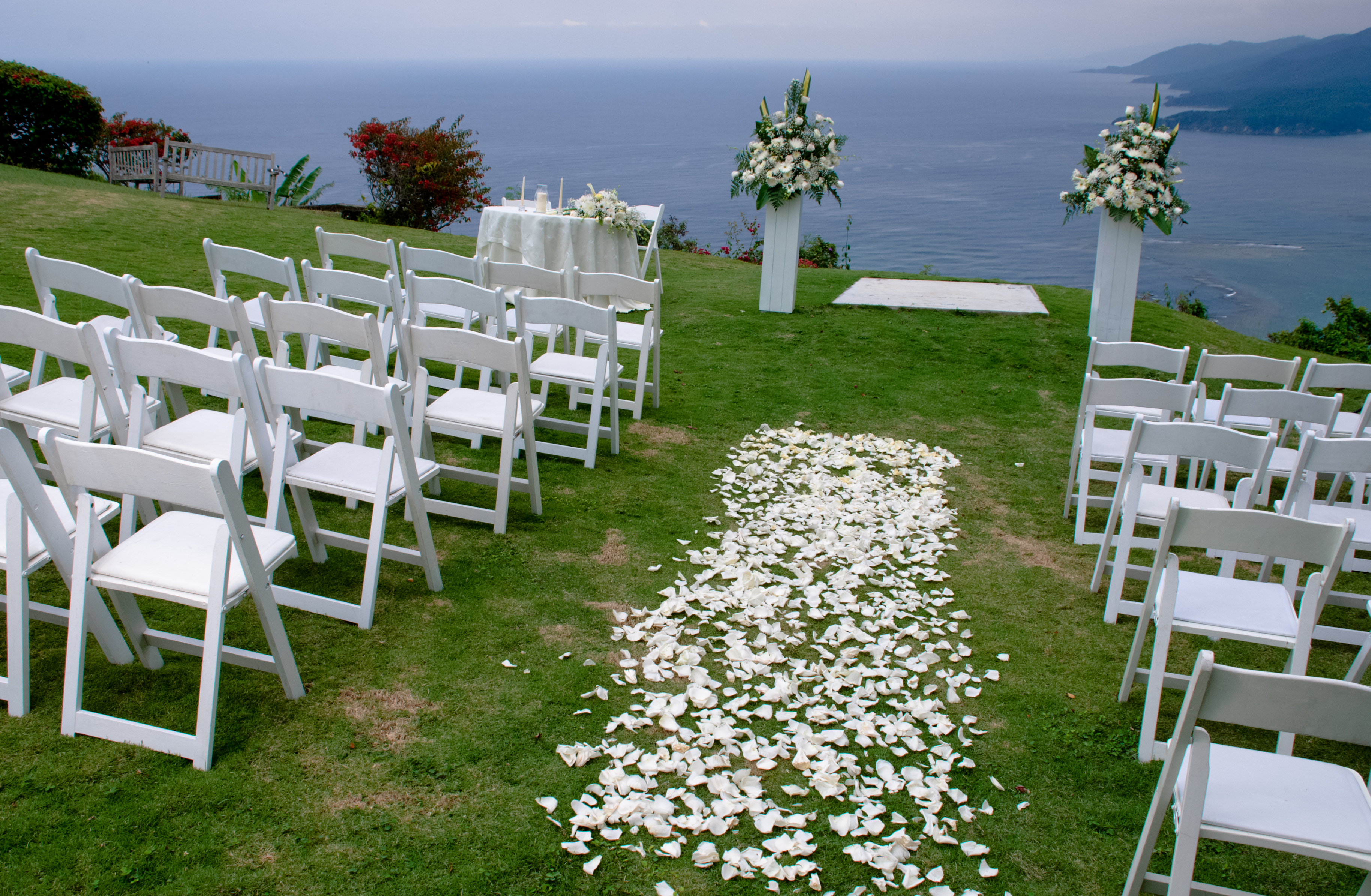 Wedding jamaica weddings blog for Local venues for weddings