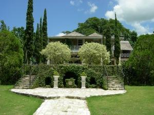 Jamaica Wedding Location - Great House