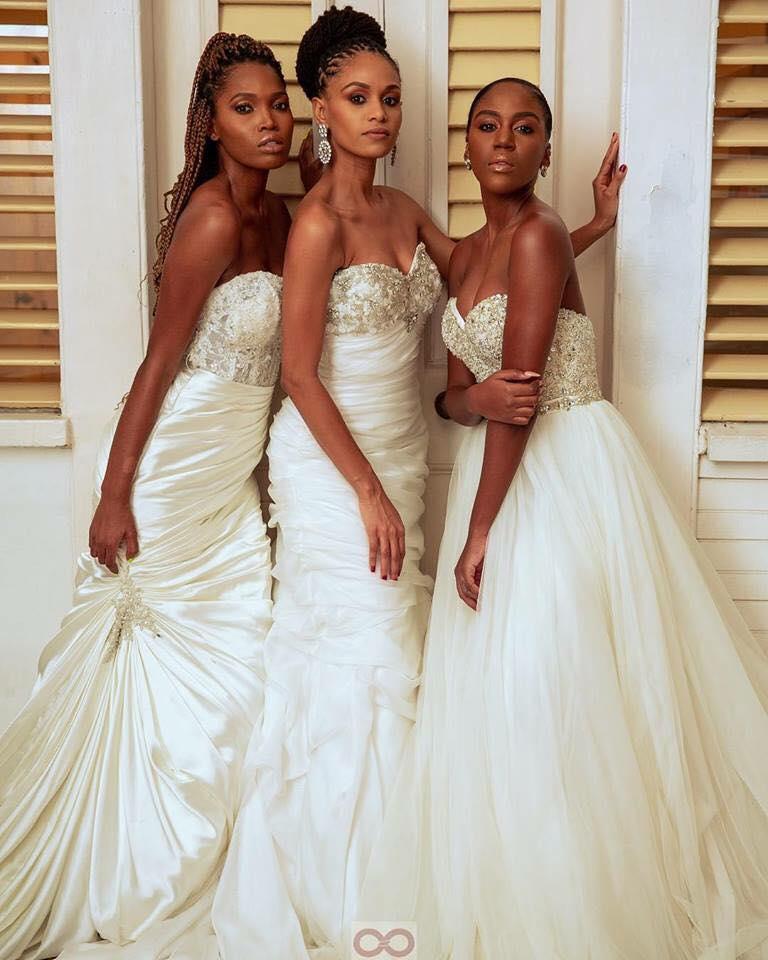 Wedding Dresses inJamaica