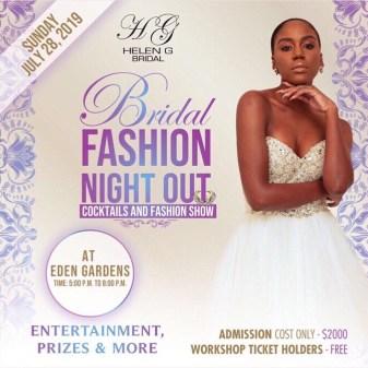 Bridal Fashion Night Out 2