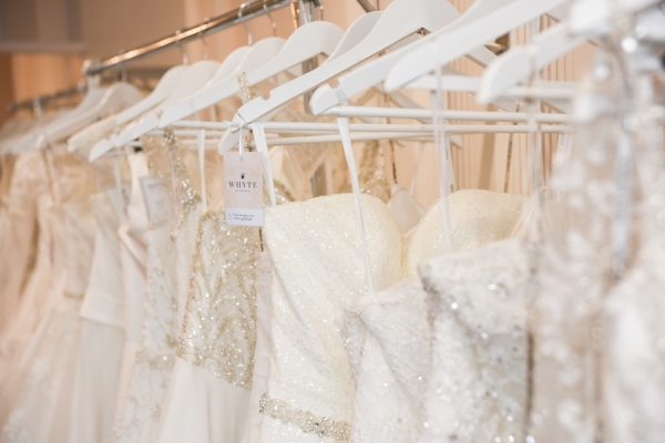 wedding dress sample sale worthing sussex Whyte Weddings Bridal Boutique